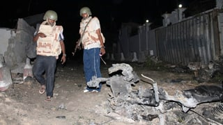 Al-Shabaab-Miliz greift Hotel in Mogadischu an
