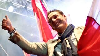 Österreich: Extreme Rechte legt zu – Koalition SPÖ-ÖVP hält wohl