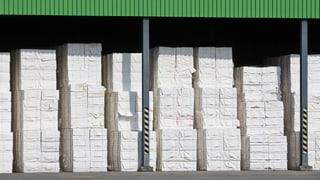 Papierfabrik in Utzenstorf schliesst