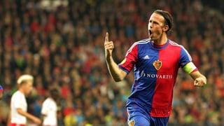 Basel spielt gegen Valencia