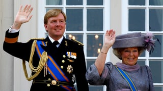 Willem-Alexander: Von «Prinz Pils» zum König