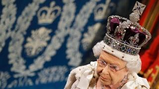 Bye-bye EU? Britische Königin stellt Regierungspläne vor