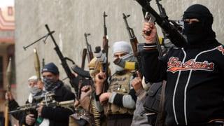 «Wir haben es mit ganz schlimmen Terroristen zu tun»