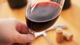 Ist Rotwein doch nicht so gesund?
