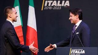 Giuseppe Conte soll neuer Regierungschef werden