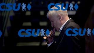 CSU in der Sackgasse