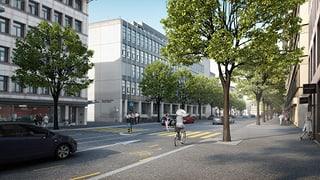 Stadt Zürich: Ja zur Sanierung Lagerstrasse