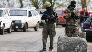 Angriff auf Checkpoint – mehrere Tote in der Ostukraine