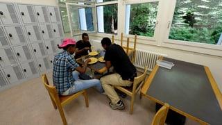 «Hirschpark» in Luzern wird dauerhaft als Asylzentrum genutzt