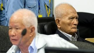 Völkermordtribunal bestätigt Urteil gegen Ex-Rote-Khmer
