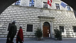 Luzerner Regierung präsentiert ihr 200-Millionen-Sparprogramm