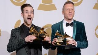 Star-Auflauf bei den Grammys