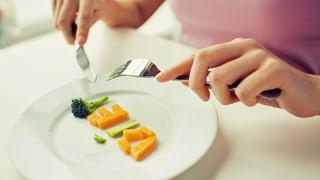 Veganer leben mit einer guten Oekobilanz