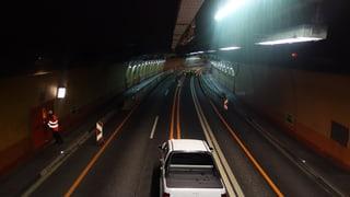 Tunnel Crapteig è vegnì sanà per 28 milliuns