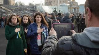 Der Maidan ruht nach zwei blutigen Tagen