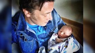 Jamie Oliver: Baby Nummer fünf ist da
