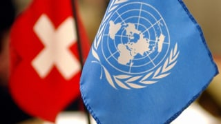Berset, Cassis und Leuthard bei der UNO