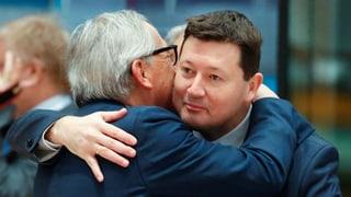 «Verhandeln auch bis fünf nach zwölf – das ist die EU»