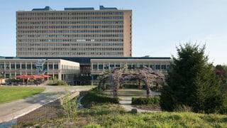 Kantonsspital Baden hat grosse Baupläne