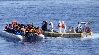 Mittelmeerroute deutlich stärker befahren