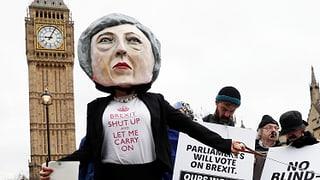 Am 8. Juni wählt Grossbritannien ein neues Parlament. Der Austritt aus der EU dürfte das beherrschende Wahlkampfthema sein.