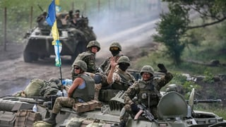 Ukraines Präsident rächt sich bei den Separatisten