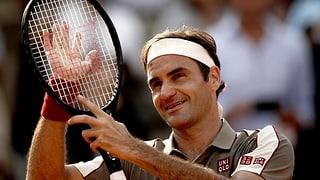 Roger Federer decida il quartfinal svizzer