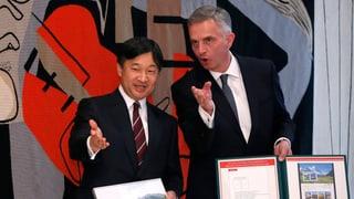 Bundespräsident: Japan soll Todesstrafe abschaffen