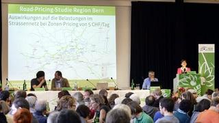 «Grüner Strom» für Schweizer Strassen