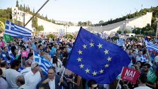 Griechenland erhält Überbrückungskredit der EU