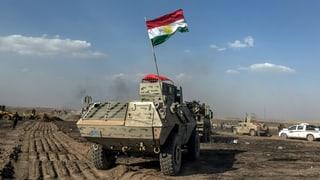 IS wehrt sich erbittert gegen Rückeroberung Falludschas