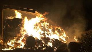 Wieder Brand im freiburgischen Broyebezirk