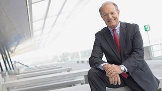 Thomas Kern, CEO Flughafen