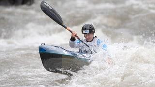 Flussretter bereiten sich auf die Kanu-WM auf der Muota vor