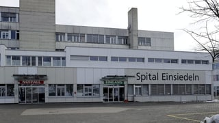 Spital Einsiedeln schreibt ein Minus von über 7 Millionen