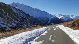 Pass da l'Alpsu: Pertge serrà malgrà la via terrena?