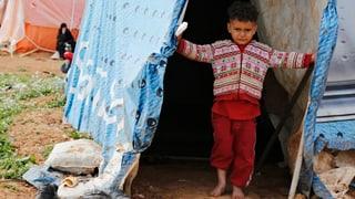 Wie die Schweiz syrische Flüchtlinge auswählt