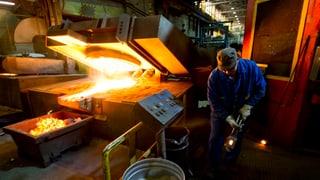 Schweizer Wirtschaft bleibt auf Wachstumskurs