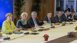 UE accepta las finamiras per sanar il budget grec