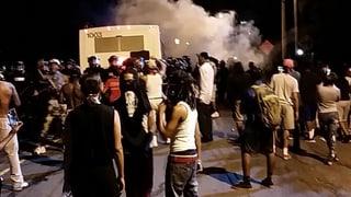Polizei erschiesst Afroamerikaner: Proteste in Charlotte