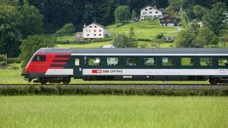 SBB entdeckt Mängel an fünf weiteren Zugtüren