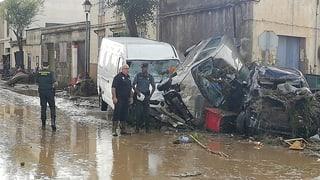 Mehrere Menschen sterben bei Unwetter auf Mallorca