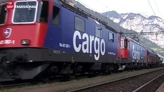 BLS Cargo streicht bis zu 80 Stellen