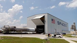 SpaceX verschiebt Start von Trägerrakete