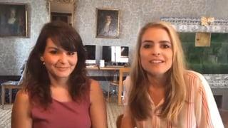 Katharina Locher & Sabine Dahinden haben Eure Fragen beantwortet