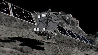 «Mission completed»: Sonde Rosetta auf Tschuri abgestürzt