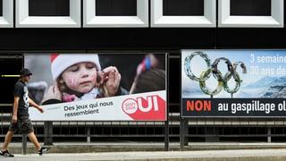 Gieus olimpics en Svizra – betg senza il suveran