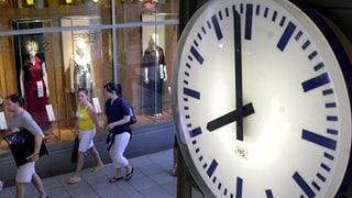 BS: Stimmvolk lehnt längere Ladenöffnungszeiten ab