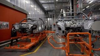 Trumps Strafzölle verunsichern Schweizer Industrie