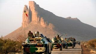 Kämpfe in Mali mit Verlusten auf beiden Seiten